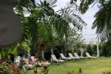 Отдых в Крыму Николаевка  гостиница с бассейном