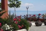 Крым Семидворье е  квартира с видом на море