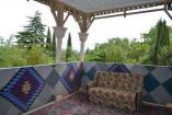 10 (2-мест с терраса + дом место на террасе) Гостевой дом Ливадия