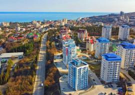 Продажа 2 квартиры улучшенной планировки в новом доме в Алуште - Крым недвижимость Алушта купить   2 квартиры улучшенной планировки в новом доме в Алуште Б. Хмельницкого