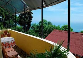 Трион - балкон
