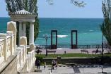 Крым отель Феодосия  первая береговая линия