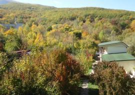 У горной речки - Отдых в Крымских горах