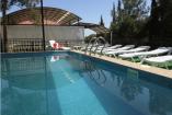бассейн гостевого дома Семидворье