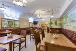 ресторан   -  Крым  Евпаторион гостиница с Бассейном
