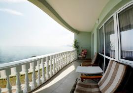 2х комнатный Фисташковый  3 этаж - Семидворье  лучший отдых в Крыму
