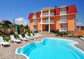 Тропикана - Судак гостиница с  Бассейном
