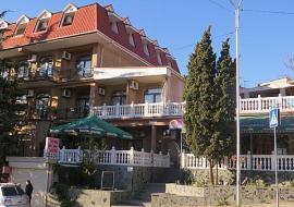 Южная ночь - Алушта гостиница