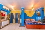 Улучшенная студия ( 45 кв м ) 2-3 чел. вместимость         гостевой  дом Судак