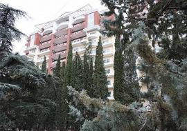 апартаменты возле  Курзала  - Алушта  апартаменты