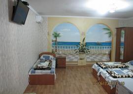 ул. Коммунальная  - однокомнатный с кухней