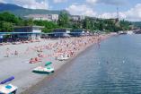 Крым  гостиница в Партените бассейн
